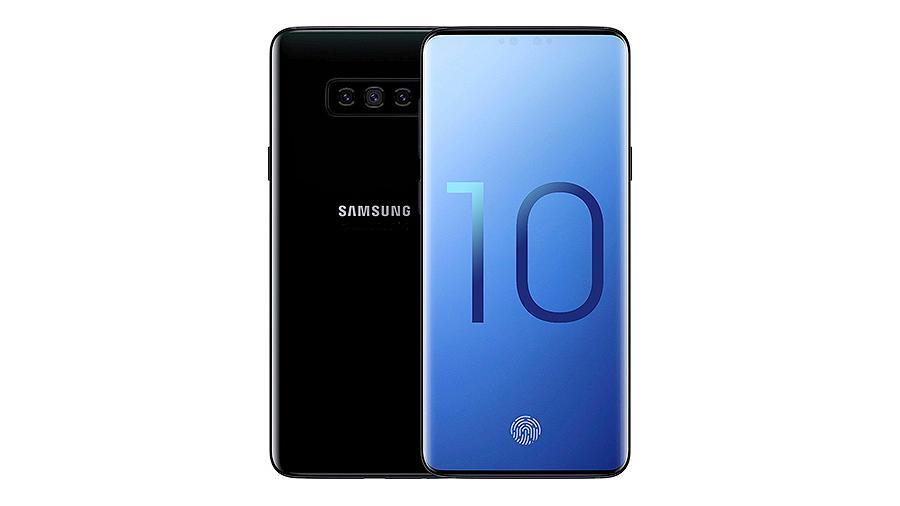 Samsung Galaxy S10+ ახალი გამოსახულებები გამოჩნდა !