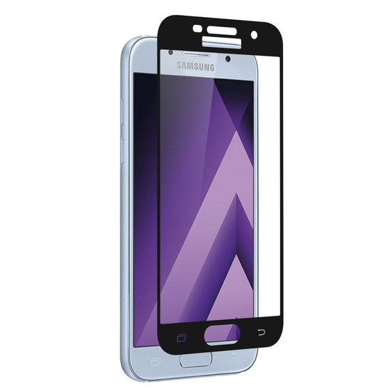 ეკრანის დამცავი ADPO 3D Tempered Glass Screen Protector for Samsung Galaxy A3 2017