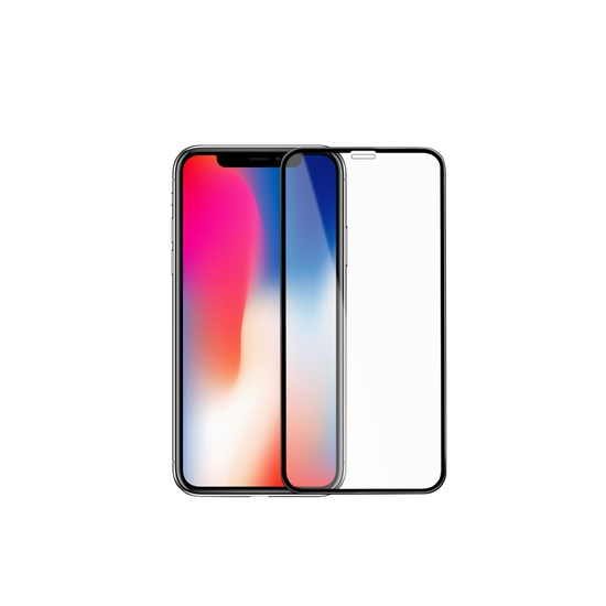 ეკრანის დამცავი HOCO Moca Series Full 3D Tempered Glass for iPhone X (V5X)