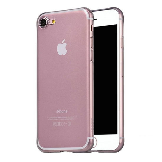 ქეისი HOCO Light Series TPU Cover for iPhone 7 - Transparent