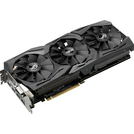 ვიდეო დაფა Asus Strix GTX 1080 8GB GDDR5X (90YV09m1-M0NM00)